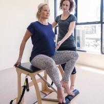 Prenatal Pilates and Postnatal Pilates