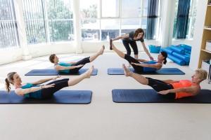 Pilates Matwork Class