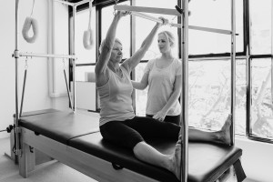 Pilates studio cadillac classes Cronulla